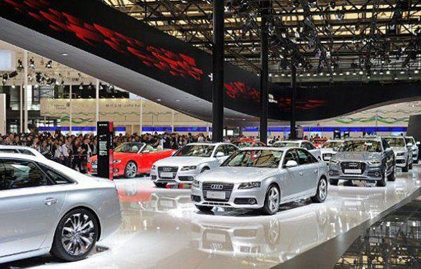 У Шанхаї відкрився Міжнародний автосалон 2011