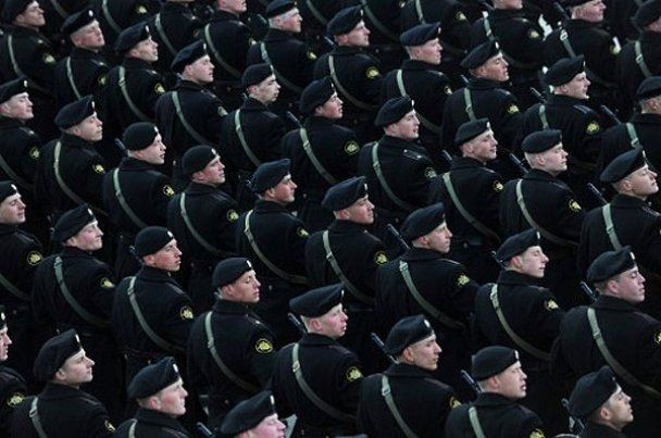 Під Москвою провели репетицію Параду Перемоги