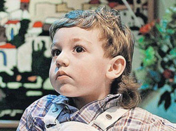 Броніслав, син Миколи Баскова