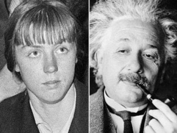 Евелін Ейнштейн, Альберт Ейнштейн