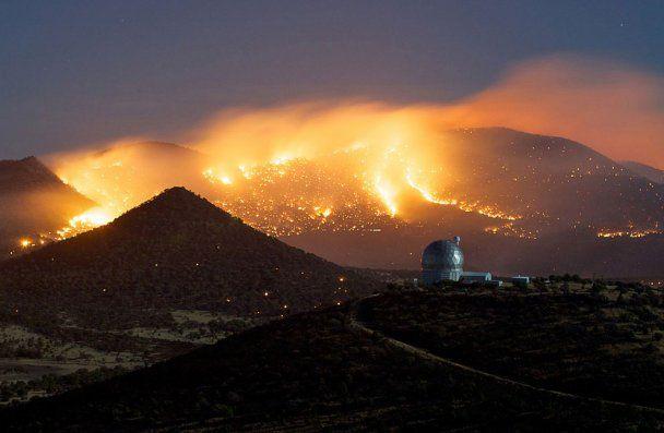 Техас охопили лісові пожежі: згоріли сотні будинків