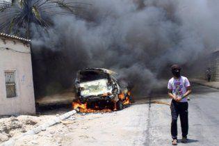 В Ємені пролунали сім вибухів поспіль