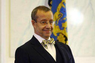 МЗС України: президент Естонії відмовив Грищенку не через Тимошенко