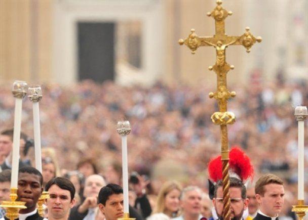 Христиане всего мира отмечают праздник Пасхи
