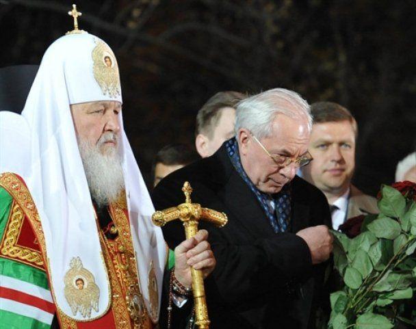 Патріарх Кирило відкрив пам'ятні заходи з нагоди 25-х роковин аварії на ЧАЕС