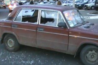 ДТП в Харкові переросла у масове побоїще (відео)