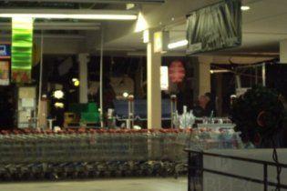 В торговом центре в Одессе обвалился потолок