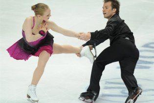 Українська пара вийшла у фінал танців на льоду