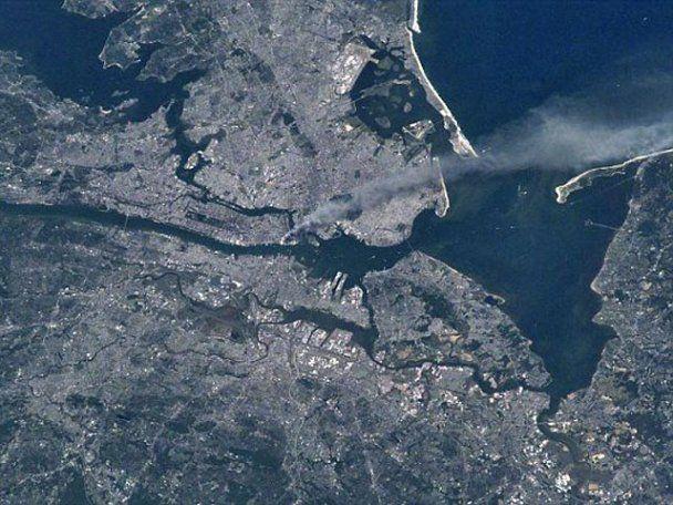 NASA обнародовало уникальное видео Земли глазами астронавта