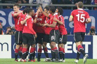 """Шальке"" - ""Манчестер Юнайтед"" - 0:2. Англійці фактично у фіналі"