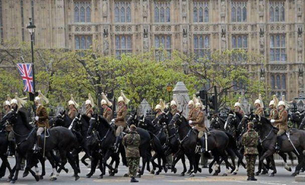 У Лондоні пройшла репетиція весілля принца Уїльяма