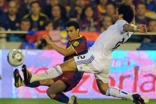 """""""Реал"""" - """"Барселона"""" - 0:2. Мессі нокаутував Моурінью"""