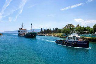 Два судна з українськими екіпажами потрапили в аварії в Греції