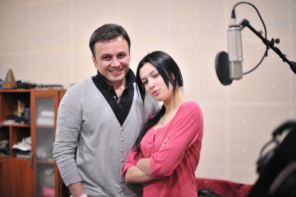 Анастасія Приходько та Давид