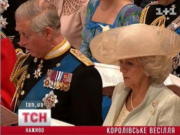 Принц Уильям и Кэтрин Миддлтон поженились