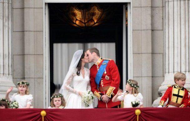 Британцы будут пить за здоровье принца Уильяма и Кейт Миддлтон все выходные