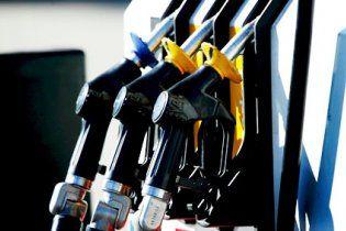 Украина стала второй в Европе по темпам подорожания бензина