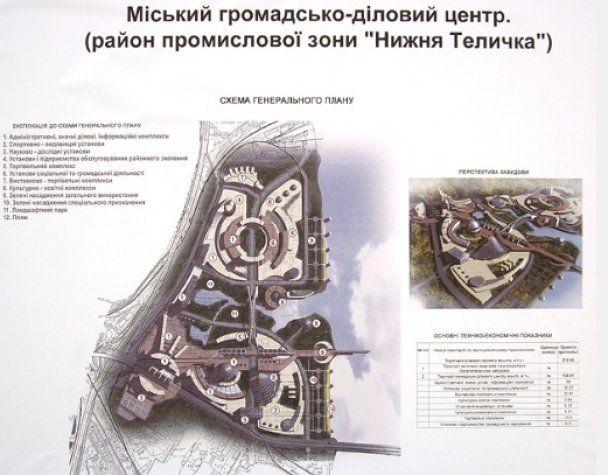 Янукович поручил построить в Киеве деловой центр, как в Париже