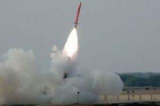 Пакистан випробував ракету, що може нести ядерну боєголовку