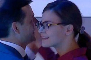 Ляшко потанцював в ефірі ток-шоу із глядачкою (відео)