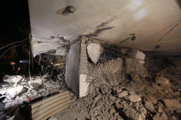 Сын и трое внуков Каддафи погибли во время авиаудара НАТО