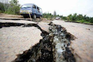 В Японии снова сильное землетрясение, есть угроза цунами