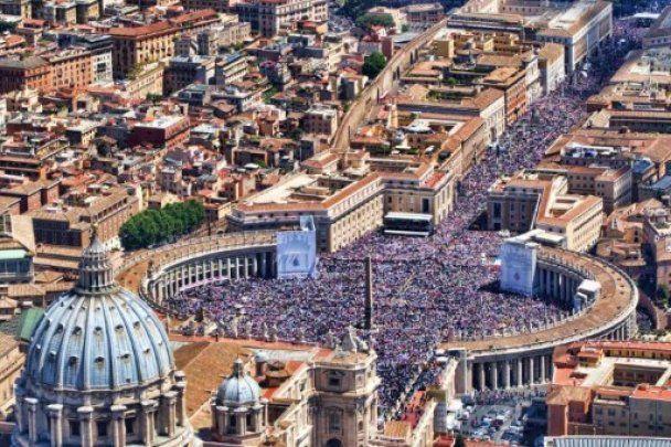 Беатификация Иоанна Павла II