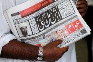 Палестинці засудили вбивство бен Ладена і назвали його мучеником
