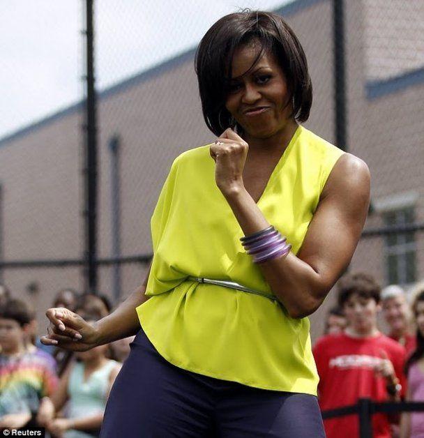 Мишель Обама снимется в сериале для подростков