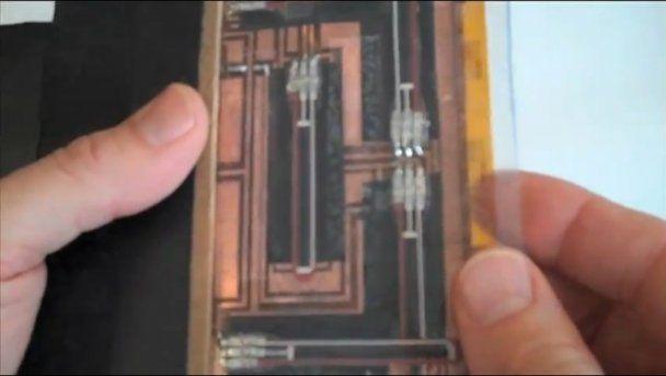 Канадські вчені розробили гнучкий iPhone (відео)