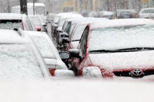 Погода готує неприємні сюрпризи для водіїв