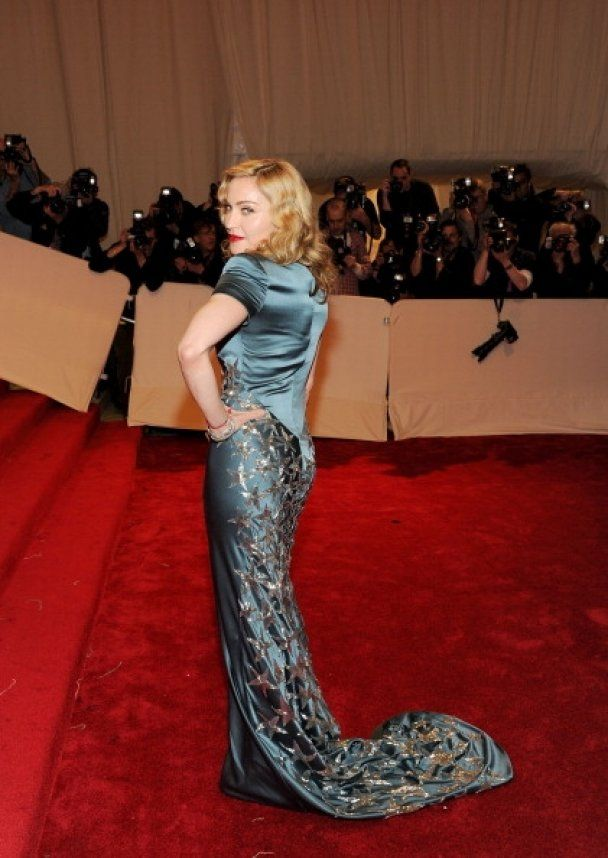 Мадонна считает себя толстой