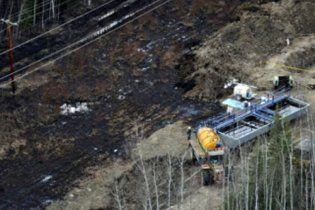 В канадской провинции произошел рекордно большой разлив нефти