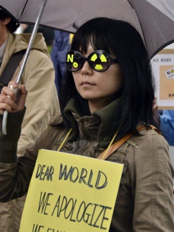 Тисячі японців в Токіо зажадали закрити всі АЕС в країні