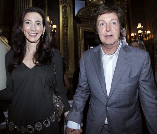 В Лондоне готовятся к третьей свадьбе Пола Маккартни