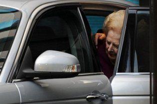 85-летнюю Маргарет Тэтчер спрятали от террористов в бронированном авто
