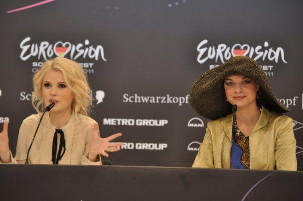 В финале Евровидения Мика Ньютон выступит под номером 23
