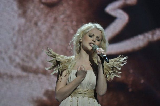 """Мика Ньютон прошла в финал """"Евровидения-2011"""""""