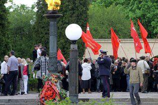 У Львові затримані 9 людей за зривання з перехожих георгіївських стрічок
