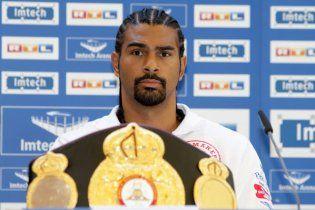 Хэй подобрал трех спарринг-партнеров для подготовки к бою с Кличко
