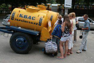 У Києві остаточно заборонили продавати квас на вулицях