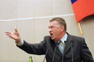 Жириновський: приєднання Західної України до СРСР було помилкою