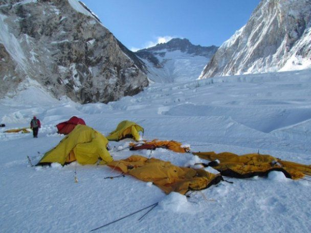Непалец установил мировой рекорд, покорив Эверест в 21-й раз