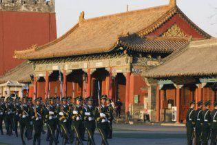 Дворец китайских императоров в Пекине обокрали на 150 млн долларов