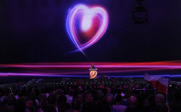 """Перший півфінал """"Євробачення-2011"""" у Німеччині"""