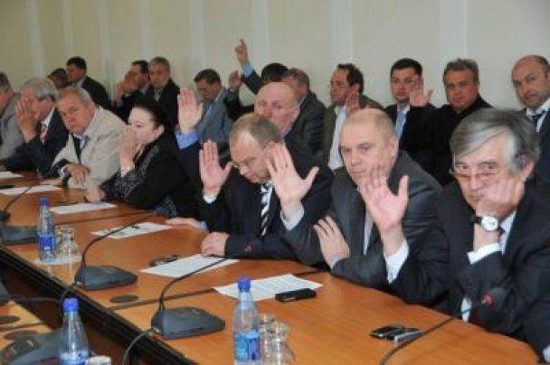 """Луганский облсовет требует запретить ВО """"Свобода"""""""