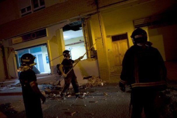Испания пережила сильнейшее за полвека землетрясение: 10 погибших, сотни раненых