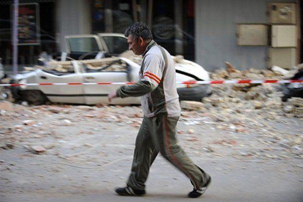 В Іспанії стався найсильніший за 50 років землетрус