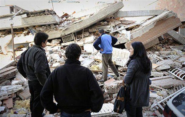Землетрус в Іспанії може викликати цунамі у Середземномор'ї