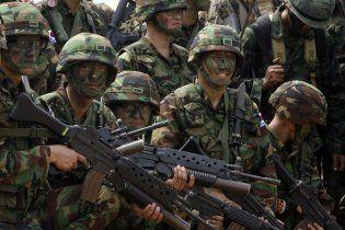 Рада пустила иностранные войска в Украину